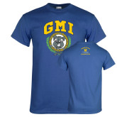 Royal T Shirt-Retro Gmiemi