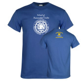 Royal T Shirt-School of Automobile Trades