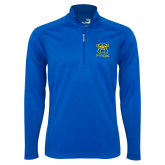 Syntrel Royal Blue Interlock 1/4 Zip-Primary Mark