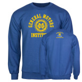 Royal Fleece Crew-General Motors Institute