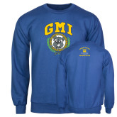Royal Fleece Crew-Retro Gmiemi
