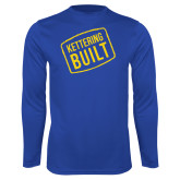 Performance Royal Longsleeve Shirt-Kettering Built