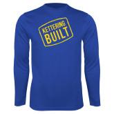 Performance Royal Longsleeve Shirt-Kettering Built