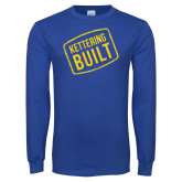 Royal Long Sleeve T Shirt-Kettering Built