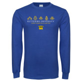 Royal Long Sleeve T Shirt-First Robotics Center