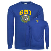 Royal Long Sleeve T Shirt-Retro Gmiemi