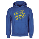 Royal Fleece Hoodie-Kettering Built
