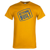 Gold T Shirt-Kettering Built