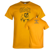 Gold T Shirt-GMI