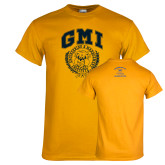 Gold T Shirt-Retro Gmiemi