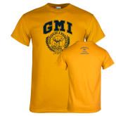 Gold T Shirt-Retro Gmiemi