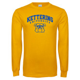 Gold Long Sleeve T Shirt-Honoring Our Past