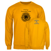 Gold Fleece Crew-School of Automobile Trades