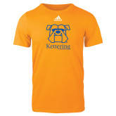 Adidas Gold Logo T Shirt-Primary Mark