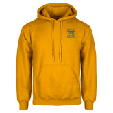 Gold Fleece Hoodie-Primary Mark