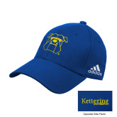 Adidas Royal Structured Adjustable Hat-Primary Mark Hats