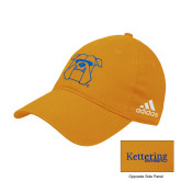 Adidas Gold Slouch Unstructured Low Profile Hat-Primary Mark Hats