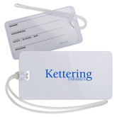 Luggage Tag-Kettering University Word Mark