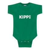 Kelly Green Infant Onesie-Primary Logo