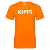 Neon Orange T Shirt-Primary Logo