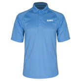 Carolina Blue Dri Mesh Pro Polo-Primary Logo