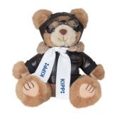 Aviator Bear Stuffed Animal-Primary Logo