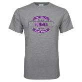 Grey T Shirt-Season Design