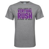 Grey T Shirt-Virtual Rush