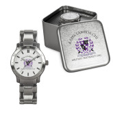 Mens Stainless Steel Fashion Watch-Crest
