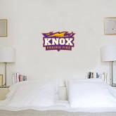 1 ft x 1 ft Fan WallSkinz-Prairie Fire Logo