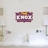 2 ft x 2 ft Fan WallSkinz-Prairie Fire Logo