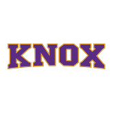 Medium Decal-Knox, 8 Inches wide