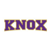 Large Decal-Knox, 12 Inches Tall