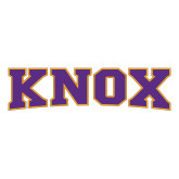 Large Decal-Knox, 12 Inches wide