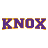 Extra Large Decal-Knox, 18 Inches Tall
