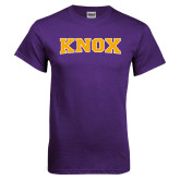 Purple T Shirt-Knox