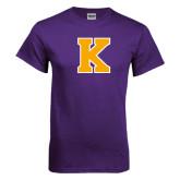 Purple T Shirt-K