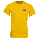 Gold T Shirt-Prairie Fire Logo