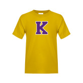 Youth Gold T Shirt-K