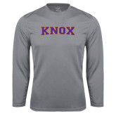 Syntrel Performance Steel Longsleeve Shirt-Knox
