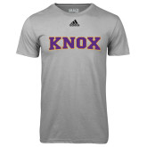 Adidas Climalite Sport Grey Ultimate Performance Tee-Knox
