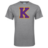 Grey T Shirt-K
