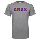 Grey T Shirt-Knox