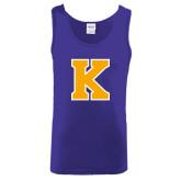 Purple Tank Top-K