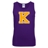 Purple Tank Top-K