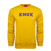 Gold Fleece Crew-Knox