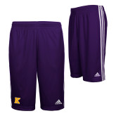 Adidas Climalite Purple Practice Short-K