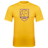 Syntrel Performance Gold Tee-Knox Soccer Shield