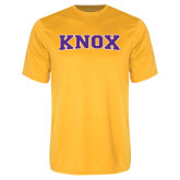 Performance Gold Tee-Knox