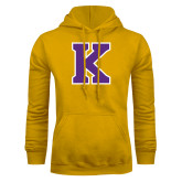 Gold Fleece Hood-K